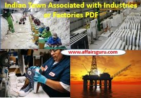 Indian Town Associated with Industries