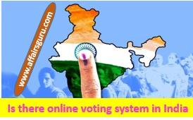 India Voting - Online