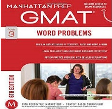 Manhatten GMAT Word Problem Cover